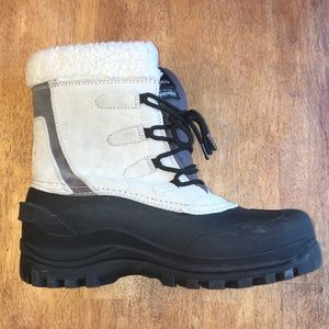 Tamarack Leather Winter Boots